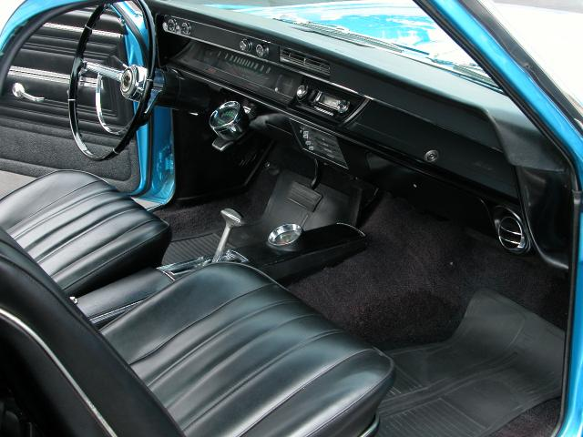 1972 El Camino Bench Seat Cover